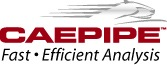 SKIOS CAEPIPE PIPE STRESS ANALYSIS logo